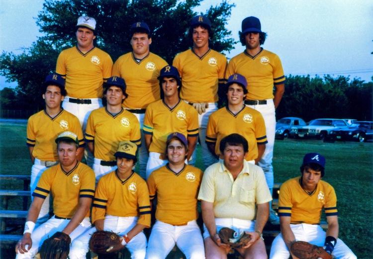 Baseball team 81J02