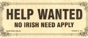 other-no irish need apply