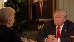 Donald-Trump-Interviews-Himself-In-the-Mirror